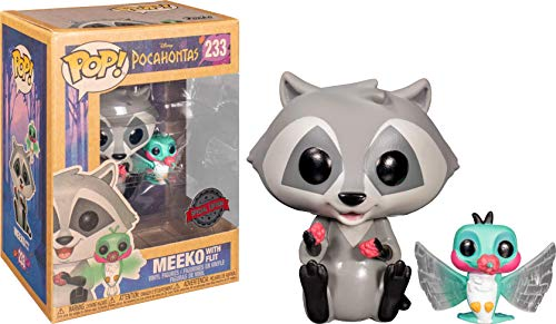 Pocahontas - MEEKO WITH FLIT EARTH DAY POP! VINYL FIGURE