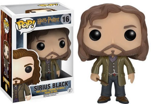 POP Harry Potter Sirius Black Vinyl Figure