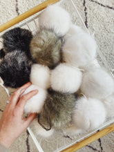 Load image into Gallery viewer, Faux Fur Pom Pom - Likewoah Handmade