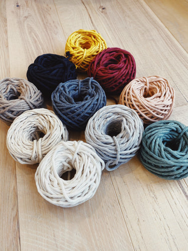 4mm Mini Spool Macrame Cord - Likewoah Handmade