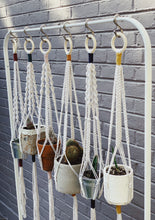 Load image into Gallery viewer, Macrame Plant Hanger- The Walter - Likewoah Handmade