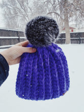 Load image into Gallery viewer, Luxury Laurel Beanie - Likewoah Handmade