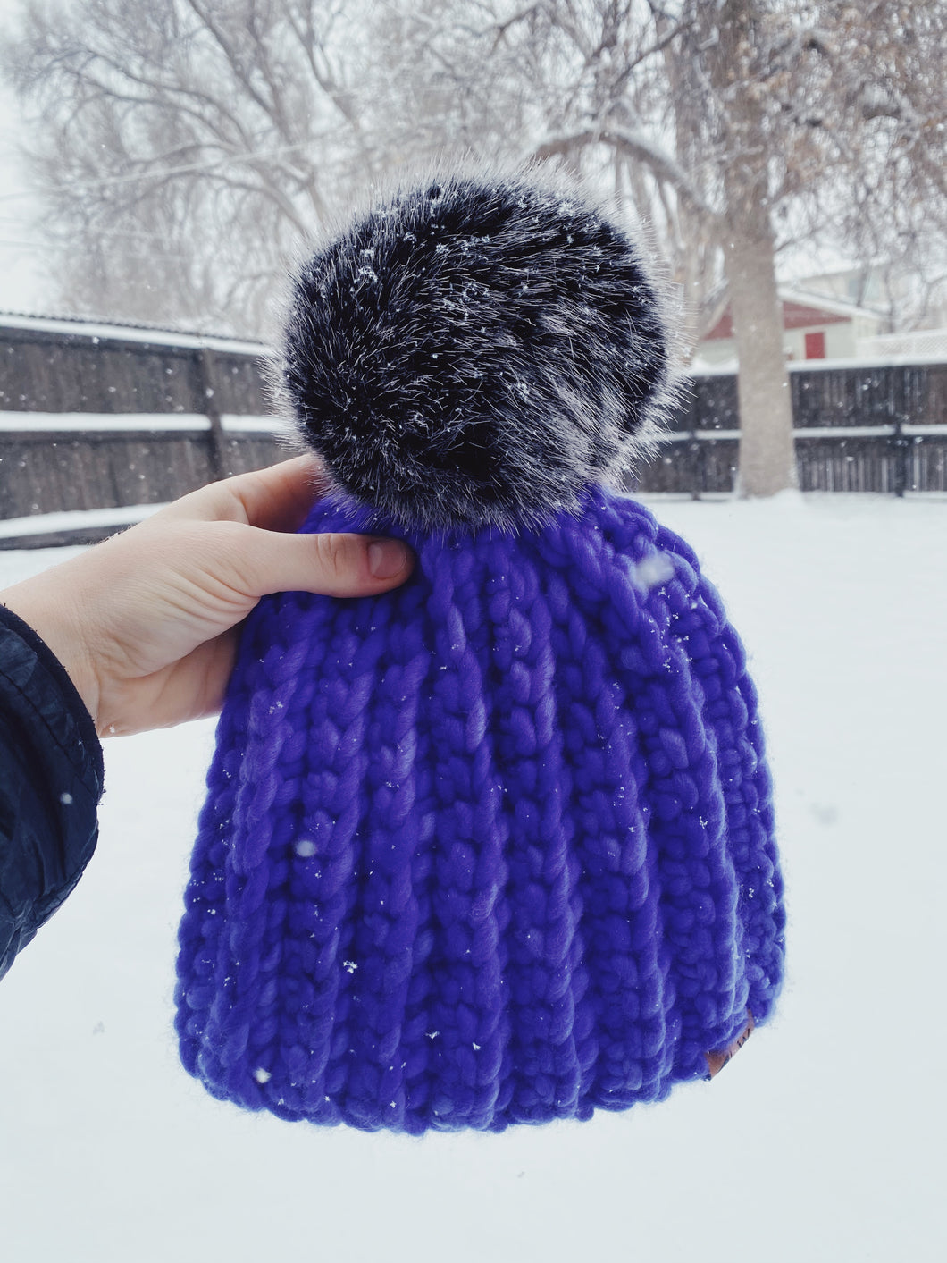 Luxury Laurel Beanie - Likewoah Handmade