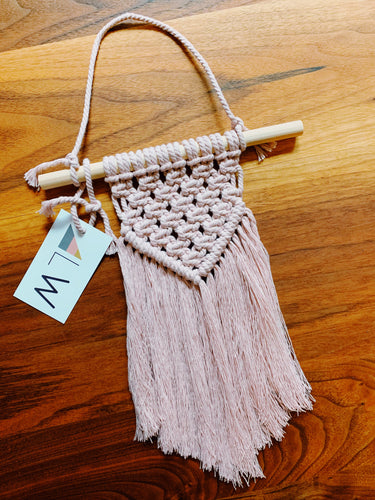 The Ava Wall Hanging - Likewoah Handmade