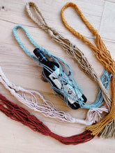 Load image into Gallery viewer, Macrame Wine Tote Pattern