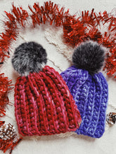 Load image into Gallery viewer, Luxury Laurel Beanie
