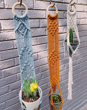 Load image into Gallery viewer, Macrame Wall Plant Hanger - Likewoah Handmade