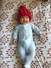 Load image into Gallery viewer, Baby Clyde Beanie - Likewoah Handmade