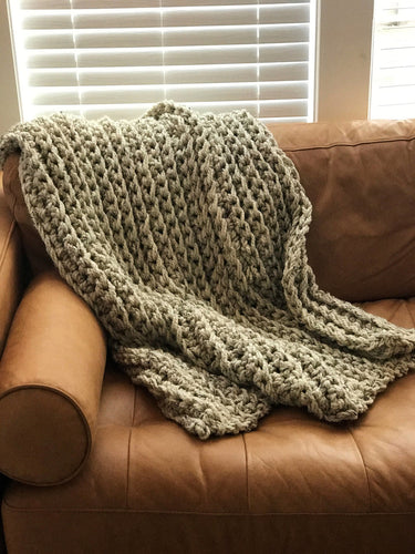 Tilley Blanket - Likewoah Handmade