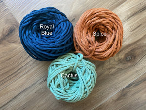 4mm Mini Spool Macrame Cord