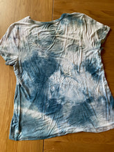 Load image into Gallery viewer, Womens Ice Dye T-shirt