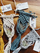 Load image into Gallery viewer, Macrame Air Plant Holder - Likewoah Handmade