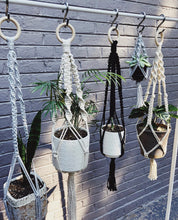 Load image into Gallery viewer, Macrame Plant Hanger Workshop 4/11- Phoenix, AZ - Likewoah Handmade