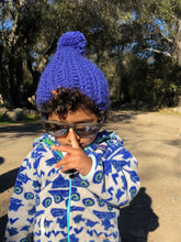Load image into Gallery viewer, Kids Clyde Beanie - Likewoah Handmade