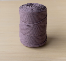 Load image into Gallery viewer, 4mm Super Soft Cotton Macrame Cord - Likewoah Handmade