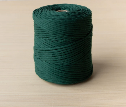 4mm Super Soft Cotton Macrame Cord - Likewoah Handmade