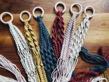 Load image into Gallery viewer, Macrame Plant Hanger Workshop 6/27- Fairplay, Colorado - Likewoah Handmade