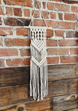 Load image into Gallery viewer, Fletcher Macrame Wall Hanging - Likewoah Handmade