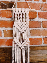 Load image into Gallery viewer, Fletcher Macrame Wall Hanging