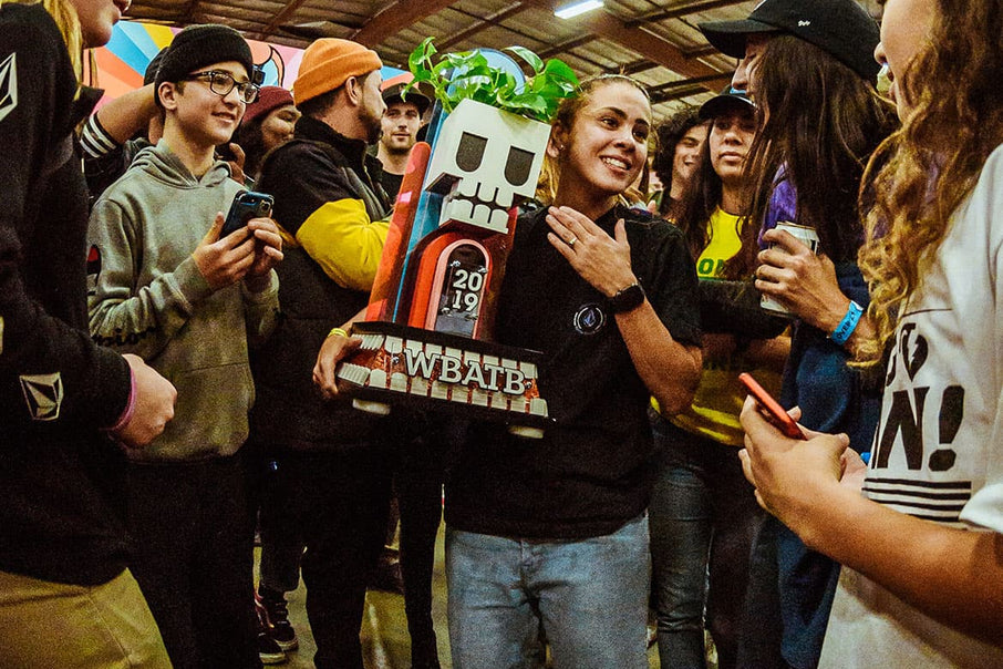 Monica Torres Wins 2019 Women's Battle At The Berrics
