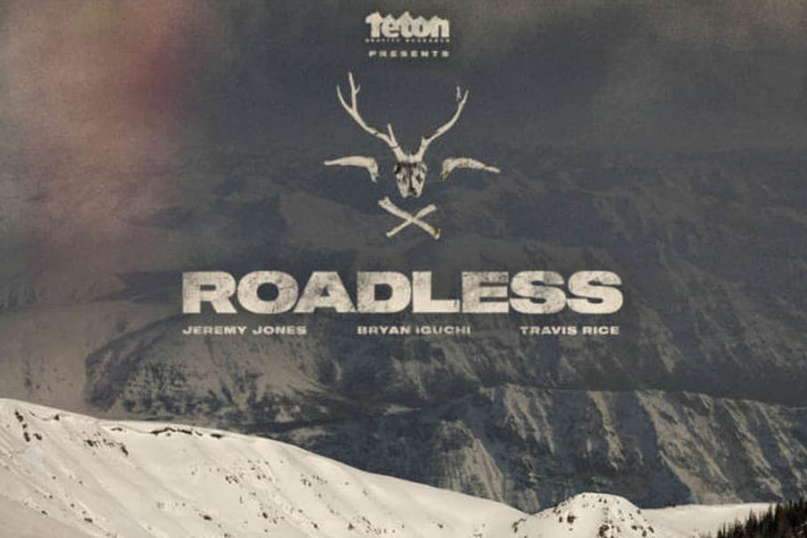 Watch TGR's New Snowboard Film 'Roadless' Starring Bryan Iguchi