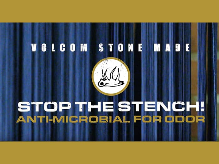 Volcom Stone Made Adds Anti-Microbial Odor Prevention To Jeans and Chinos