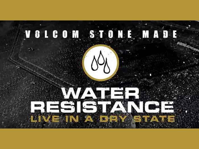 Volcom Stone Made Jeans and Chinos Feature Water and Stain Resistance