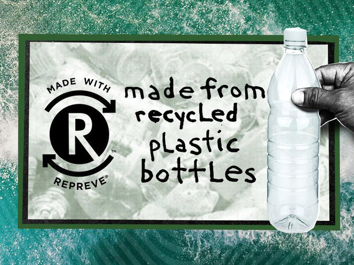 Truly Recycled - Products made with REPRVE