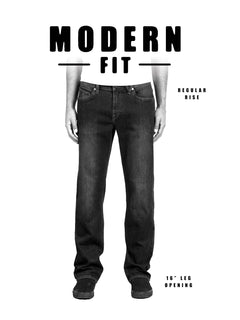 Solver Tapered Denim - Rinse