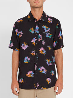 Pleasure Cruise Shirt - Black (A0412104_BLK) [F]