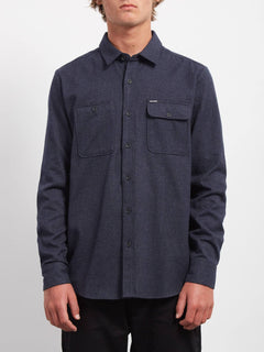 Hickson Update Shirt - Midnight Blue