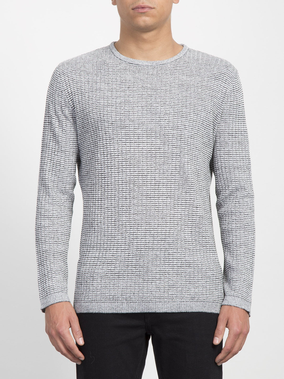 Jaafan Sweater  - Black