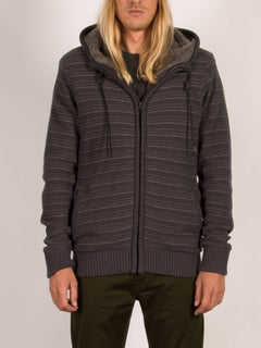 NEWSTONE HOODED PEWTER