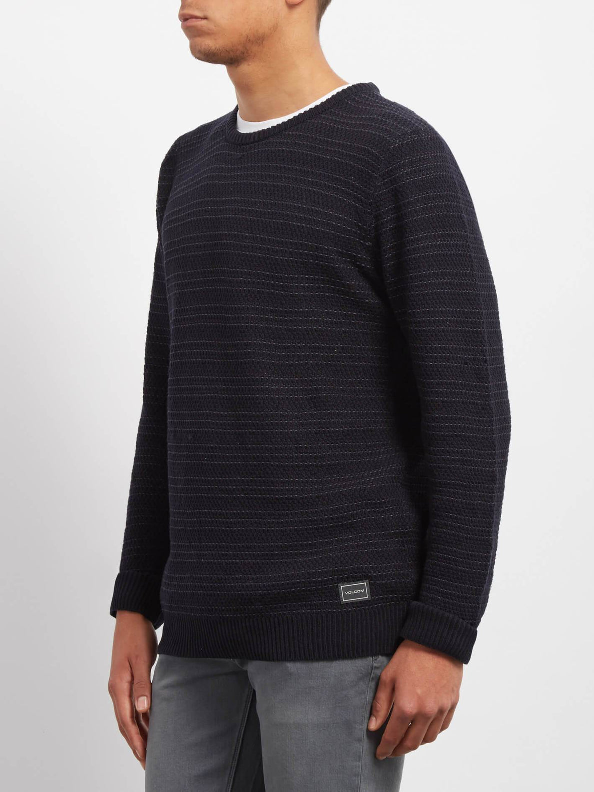 New Stone Pullover - Navy