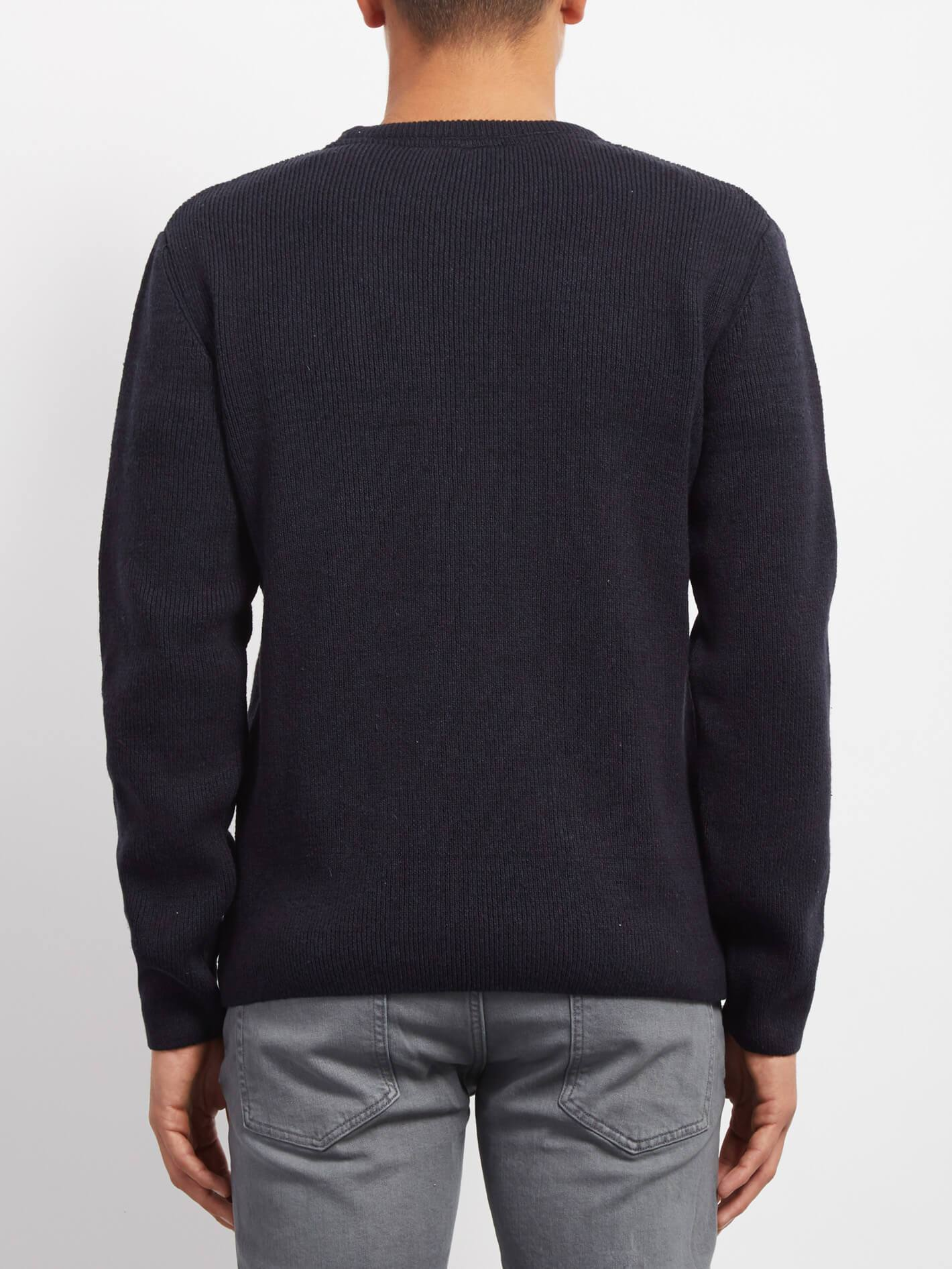 Uperstand Pullover - Black – Volcom Europe 2e923f7d6