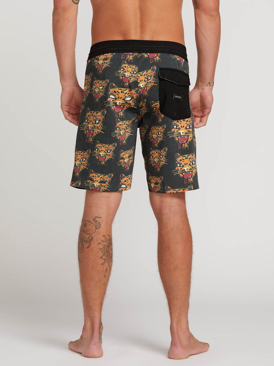"Ozzie Stoney 19"" Boardshort  - Multi"
