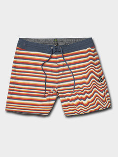 "Aura Stoney 16"" Boardshort  - Yellow Orange"