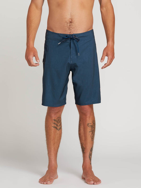 "Deadly Stones 20"" Boardshort  - Airforce Blue"