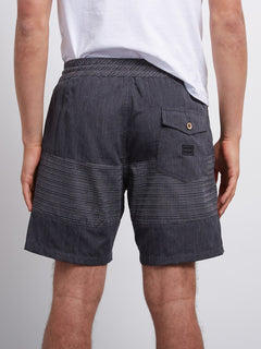 Threezy Short - Black