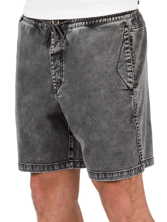 Flare Shorts - Stealth