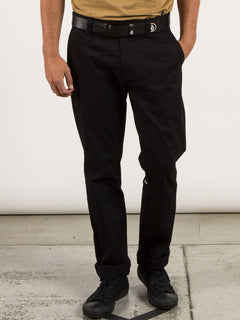 Frickin Modern Stretch Trousers - Black