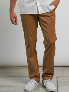 Frickin Modern Stretch Trousers - Camel
