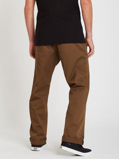 Substance Chino Pant - Vintage Brown (A1112104_VBN) [B]