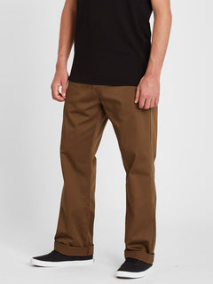 Substance Chino Pant - Vintage Brown (A1112104_VBN) [F]