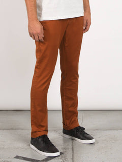 Frickin Skinny Chino Pants - Copper