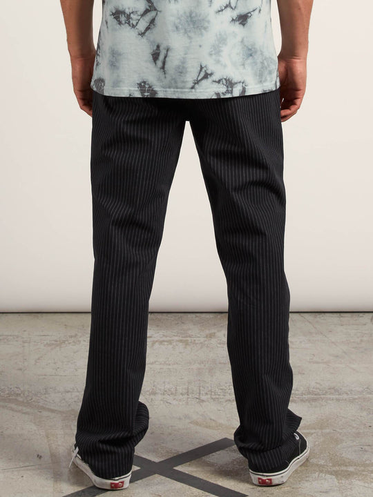 Noa Noise Chino Trousers - Black