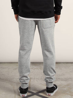 Single Stone Fleece Pants - Storm