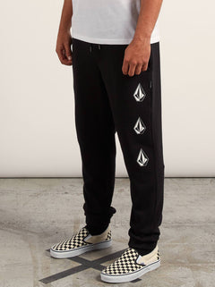 Deadly Stones Pants - Black