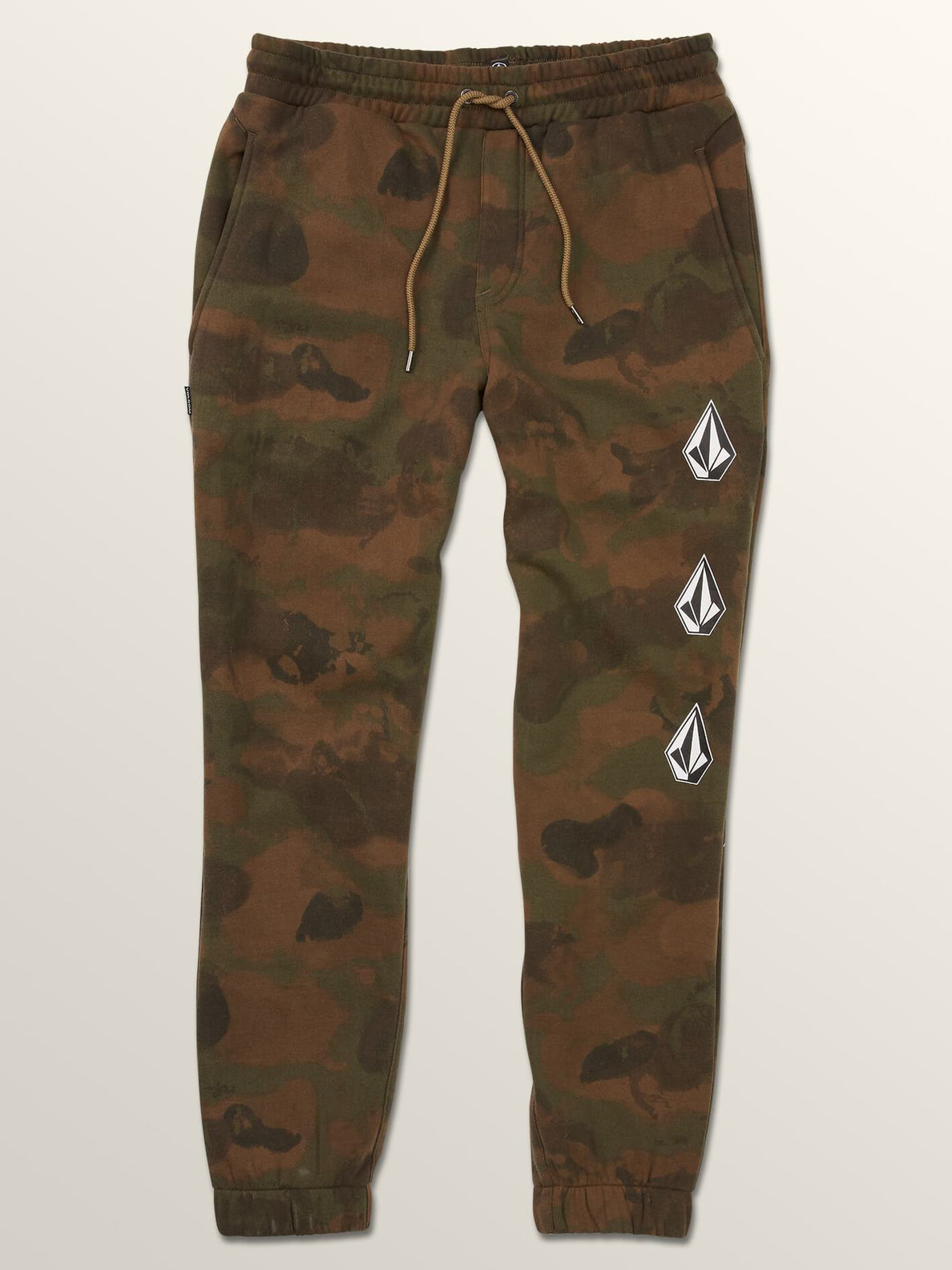 Deadly Stones Pants - Camouflage