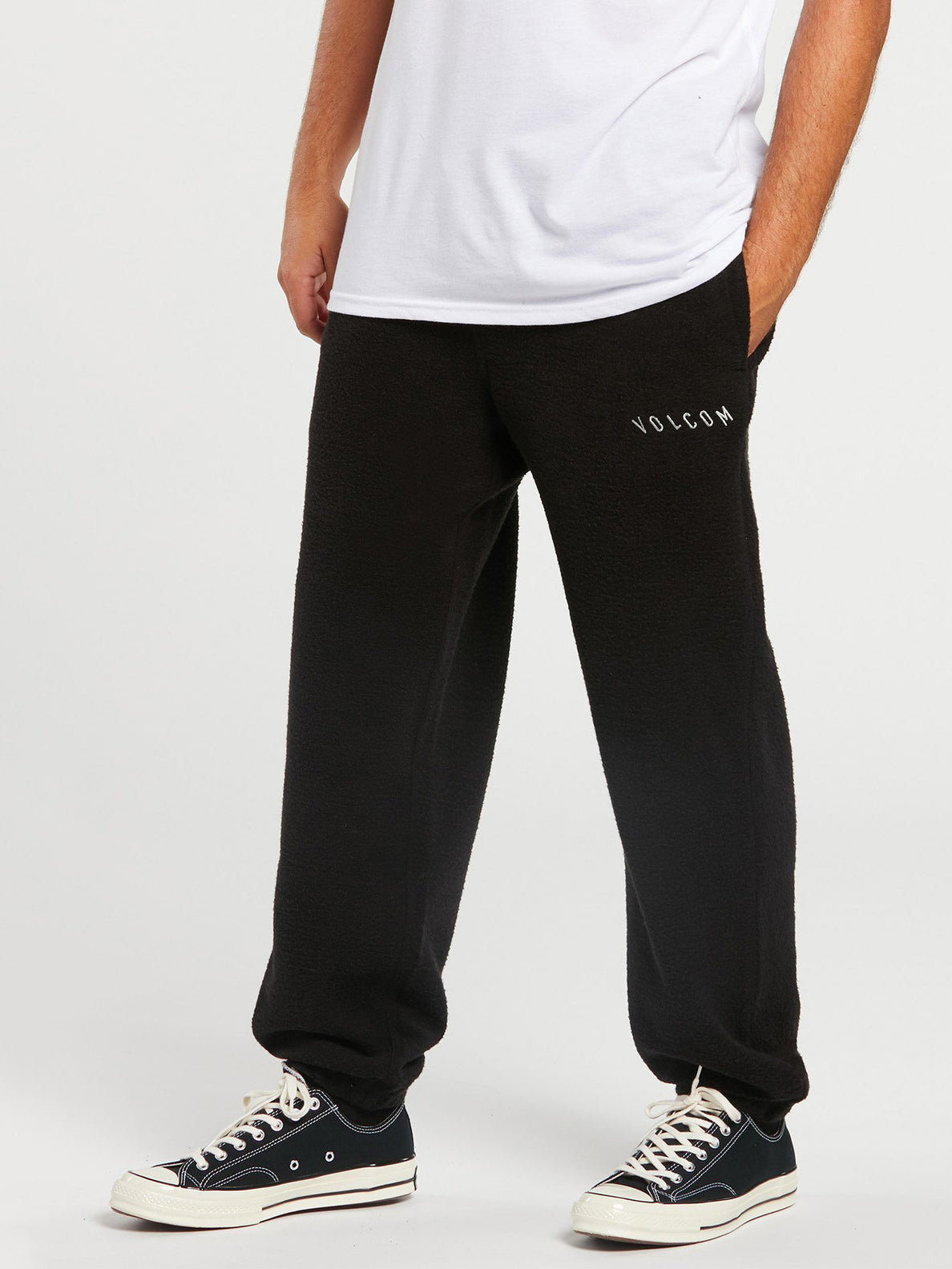 HEVER FLEECE PANT (A1232002_BLK) [1]